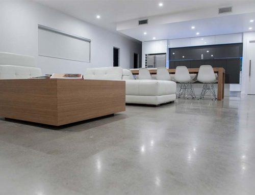Hol alkalmazhatunk csiszolt betonpadlót?
